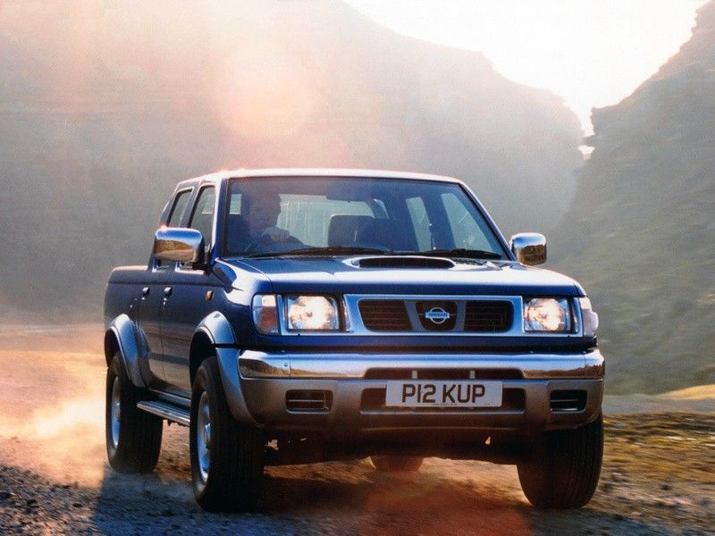 Nissan Pickup Navara Crew Cab Uk Spec D22 1997 2001 Nissan Navara Nissan Ford Trucks
