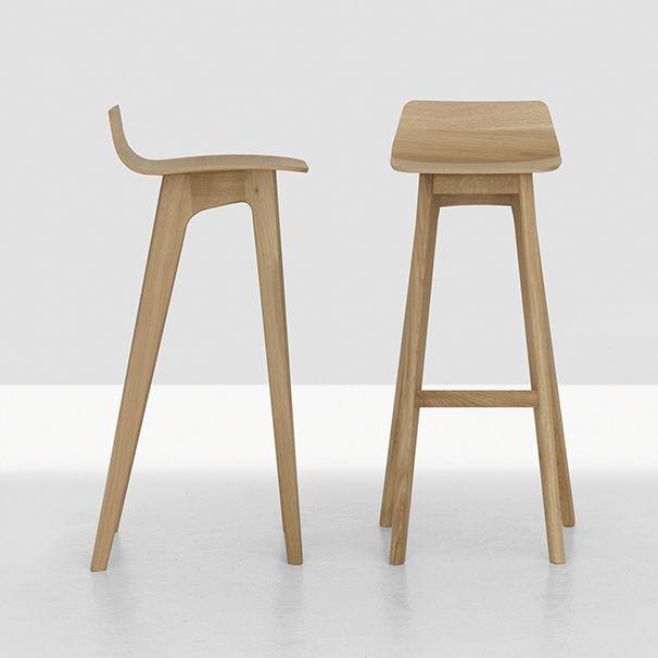 Zeitraum Morph Bar Stool In 2020 Bar Stools Furniture Wood Chair Design