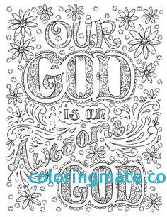 Adult Bible Coloring Pages Best Of Free Printable Verse With Bursting Blossoms