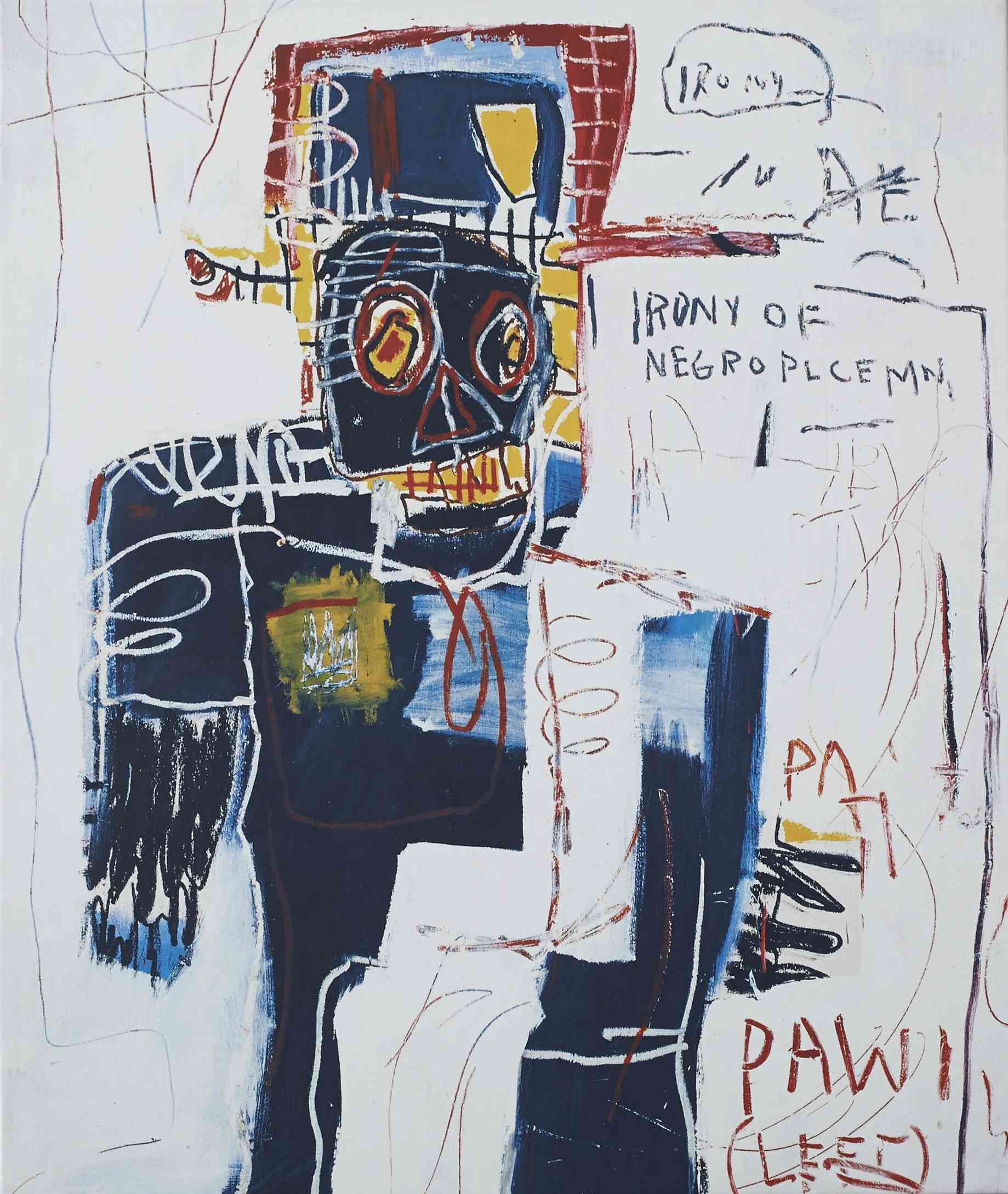 Jean Michel Basquiat Now S The Time Hardcover Overstock Com Shopping The Best Deals On Artists Jean Michel Basquiat Outsider Art Arte