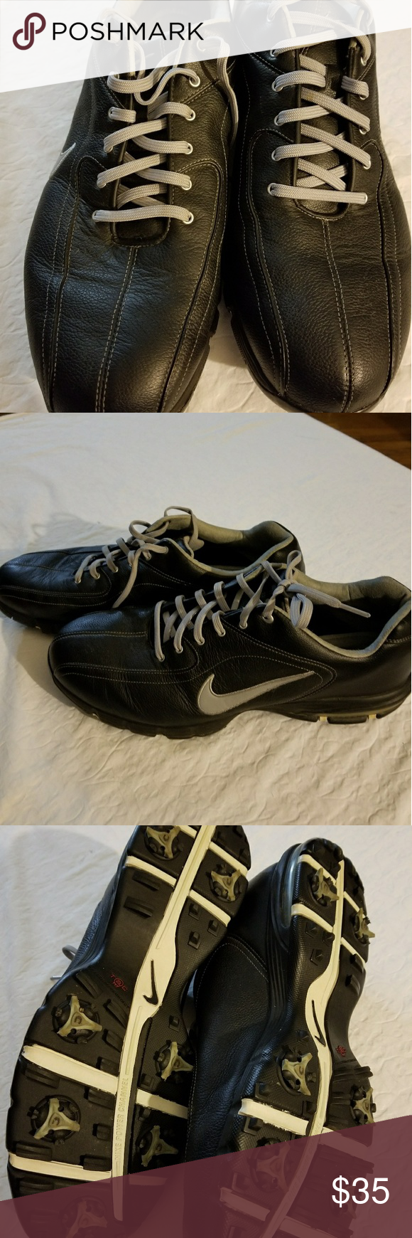 b467e6b5df Nike Air Max Revive Golf Shoes Size 13. Exceptionally lightweight and  waterproof. Leather upper shoes. This item may have been worn but has no  visible signs ...