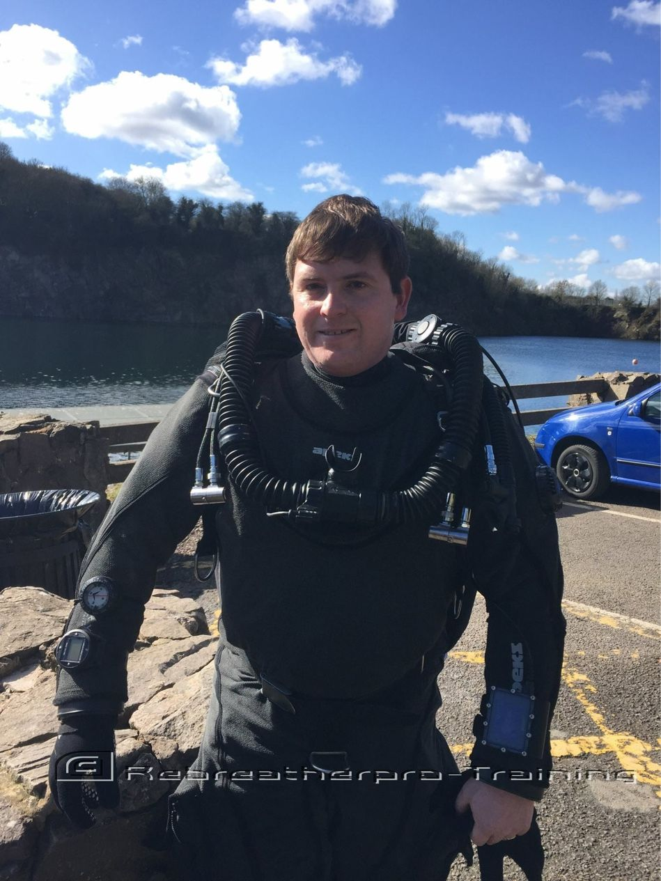 Pin by Brightwater Scuba on Rebreather in 2019 | Diving, Scuba