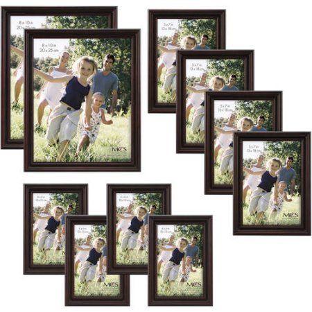 Multiple Picture Frames Walmart Walmart Photo Frame Collage Black
