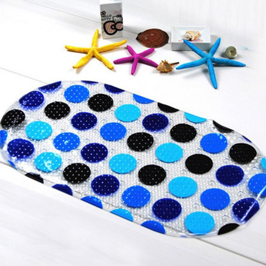 OUNEED Hot Sale Safety Shower Bath Tub Mat With Suction Cups Bath ...