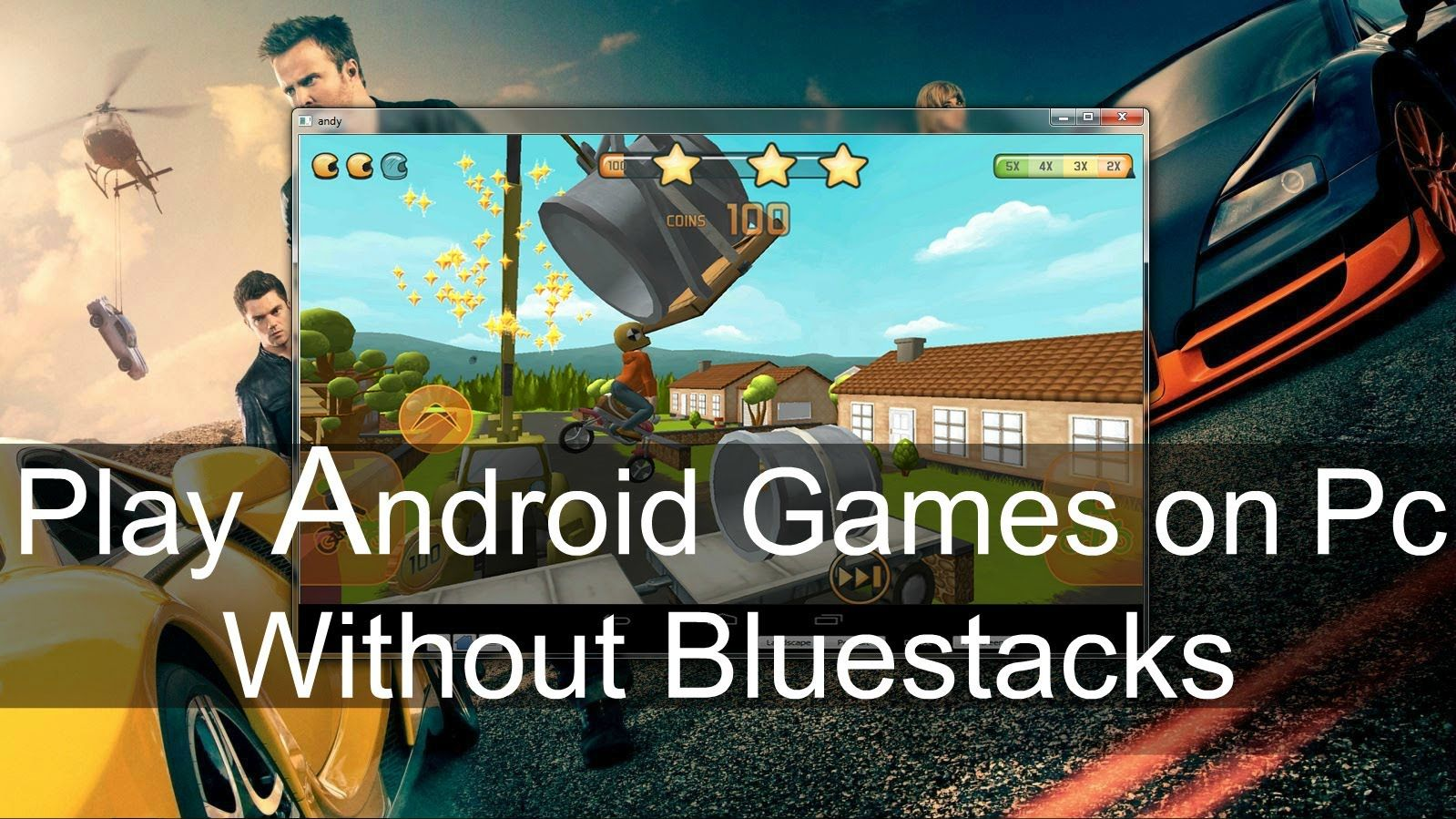 Play Android Games on Pc Without Bluestacks Android