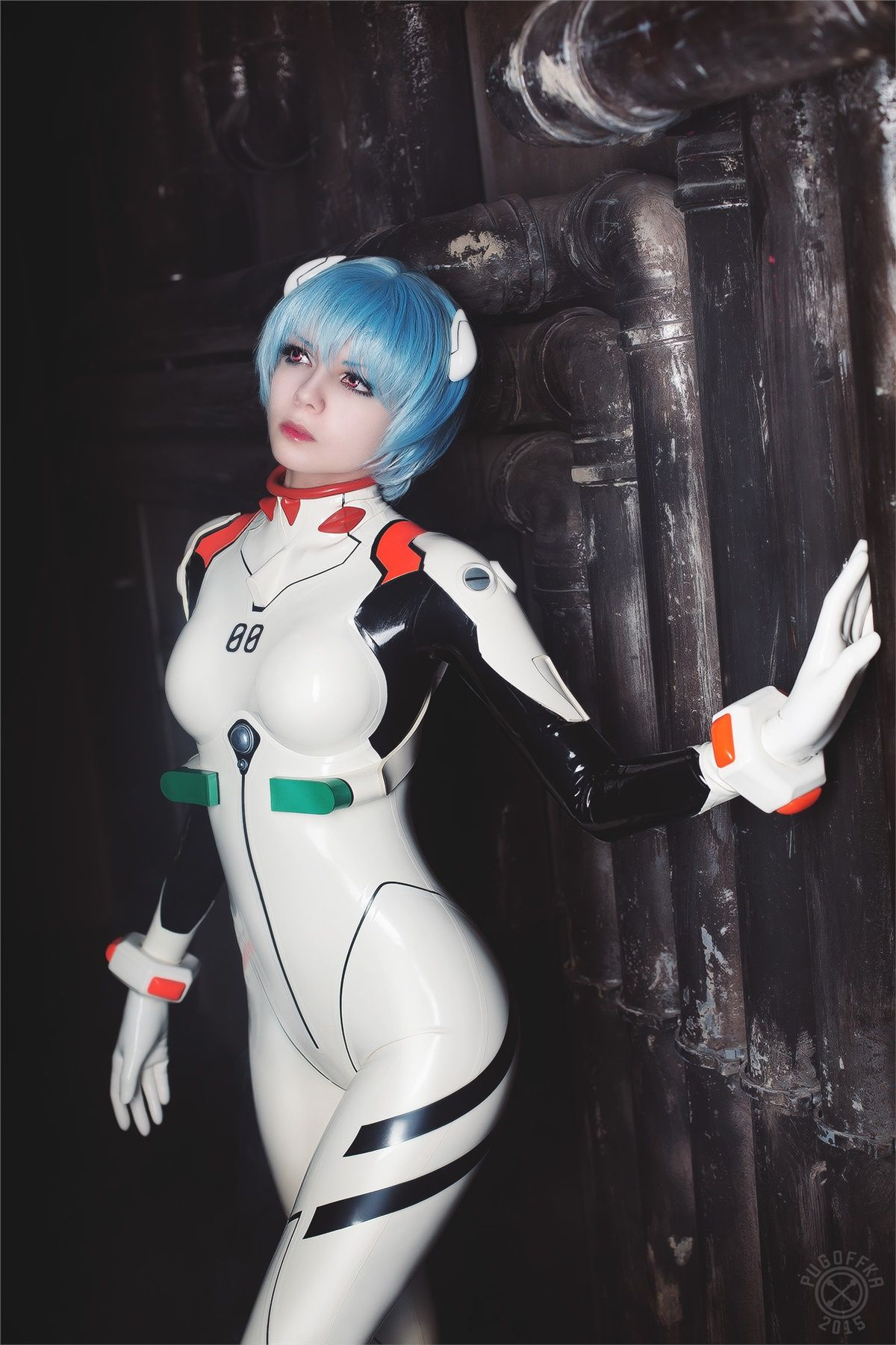 female space suit anime cosplay - photo #10
