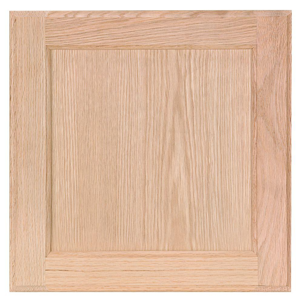 Hampton Bay Hampton 12.75x12.75 in. Cabinet Door Sample in ...
