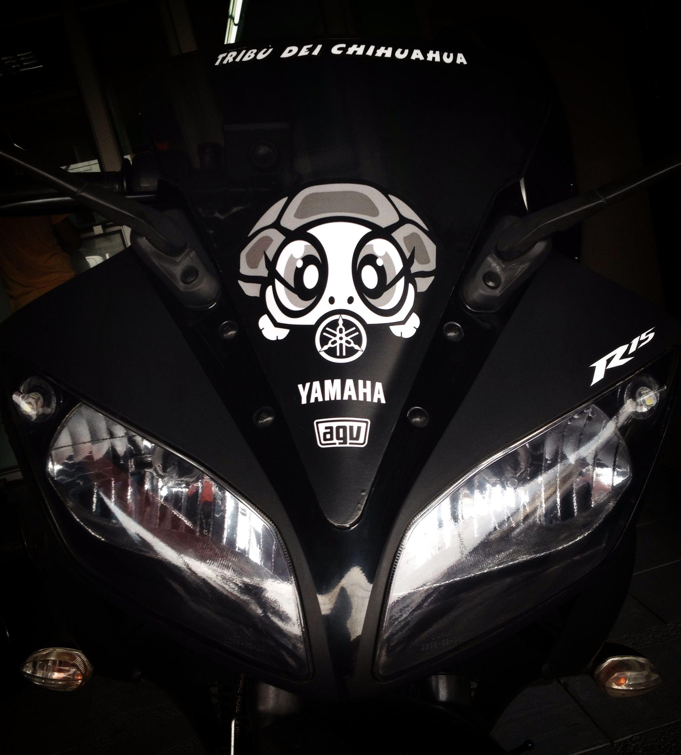 R15 Bike Wallpaper: Burnout Yamaha R15 Mi Bb T Bike Yamaha And