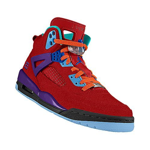 los angeles 3f5ba 336d0  AirJordan  SpIzIkE  colourway  red blue  icey  ragingred  bulls  NIKEiD