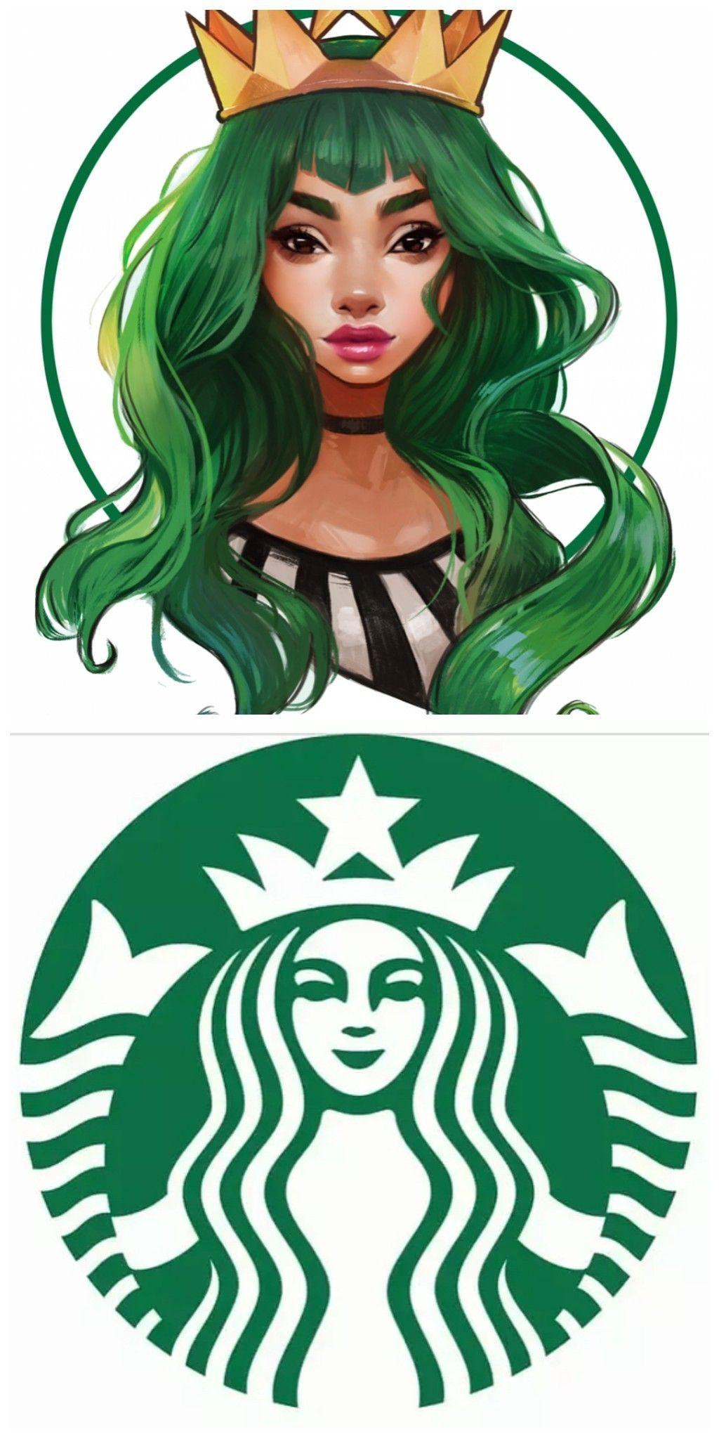 Starbucks Pin Amia Fayze Drawings Cute Drawings