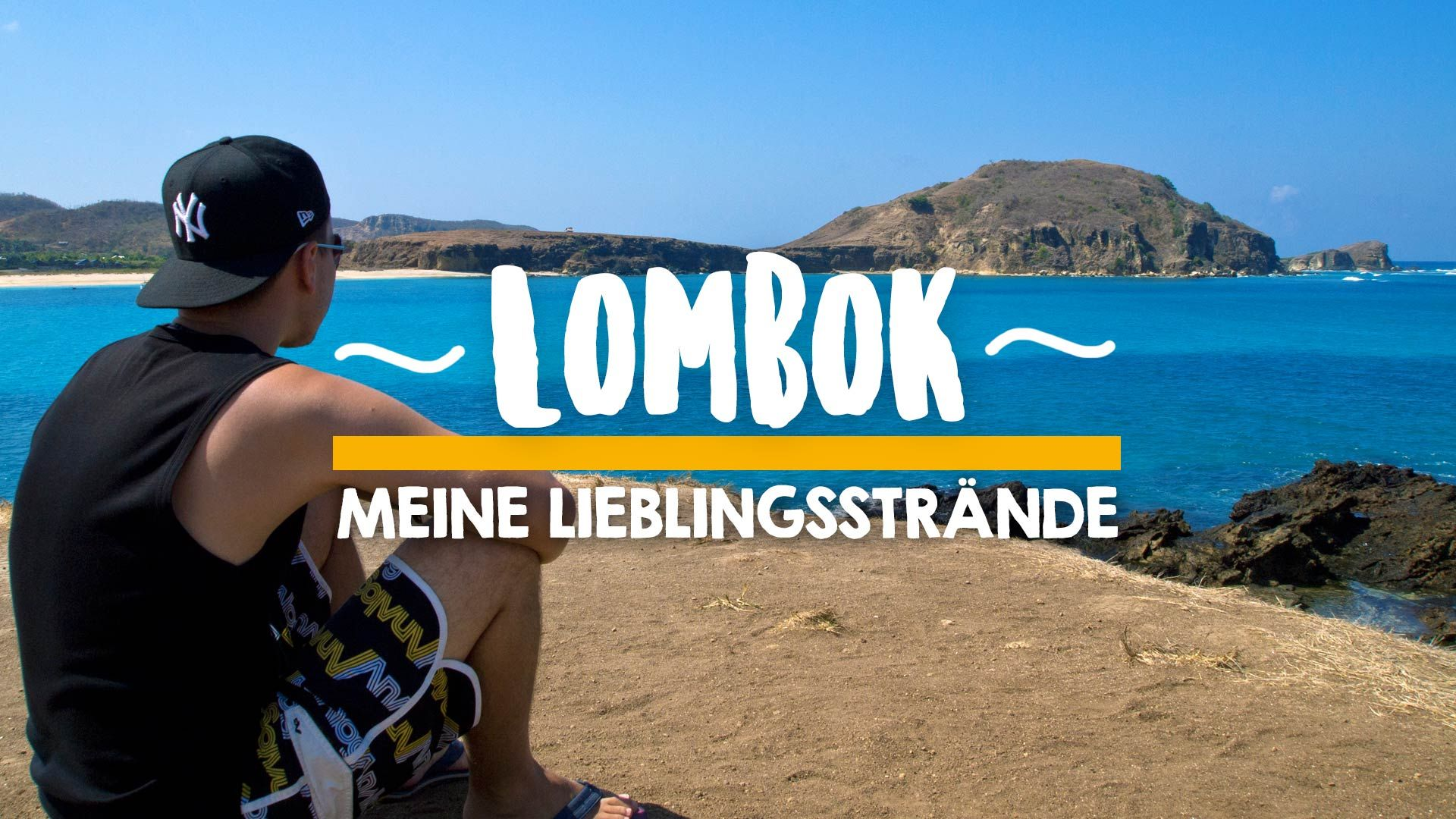 Lombok hat viele traumhafte Strände zu bieten - von bekannt bis völlig unberührt ist alles dabei! Ich zeige dir hier meine 6 Favoriten.