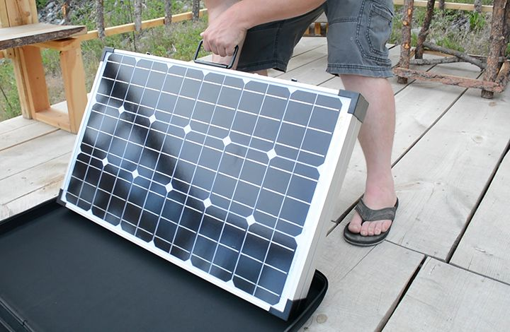 Stupid Easy Portable Solar Panels For Rv Off Grid Boondocking Camping Pure Living For Life Solar Panels Portable Solar Panels Best Solar Panels
