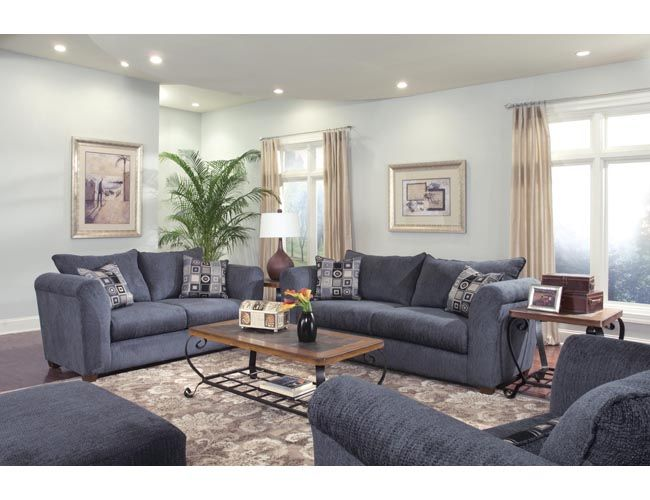 Blue Living Room Furniture Ideas 19 Jpg 650 500