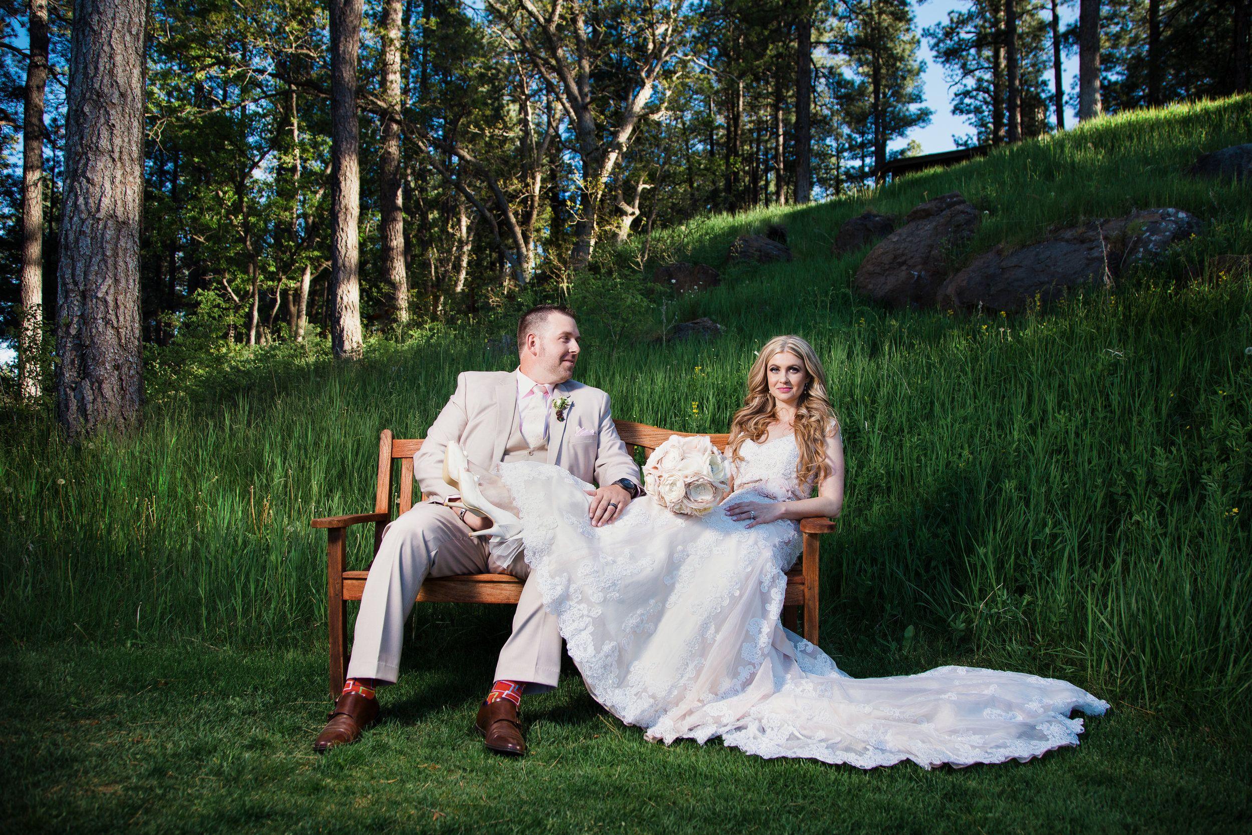 Lauren And Cameron Forest Highlands Wedding