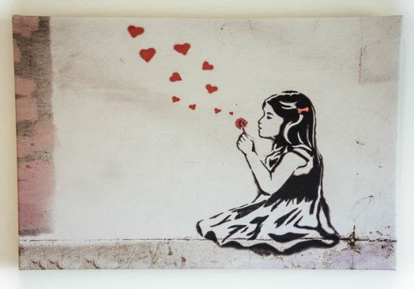 Is Banksy's street art cool for kids? - Wild About Here