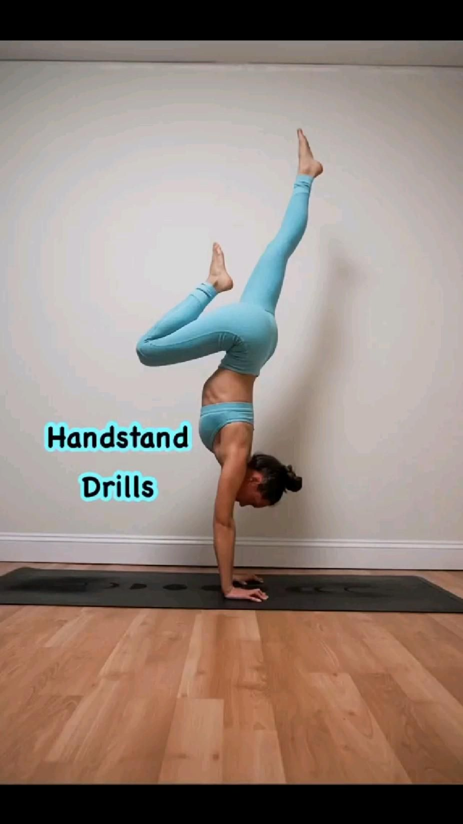 Amazing Headstand Drills to do the Yoga Pose