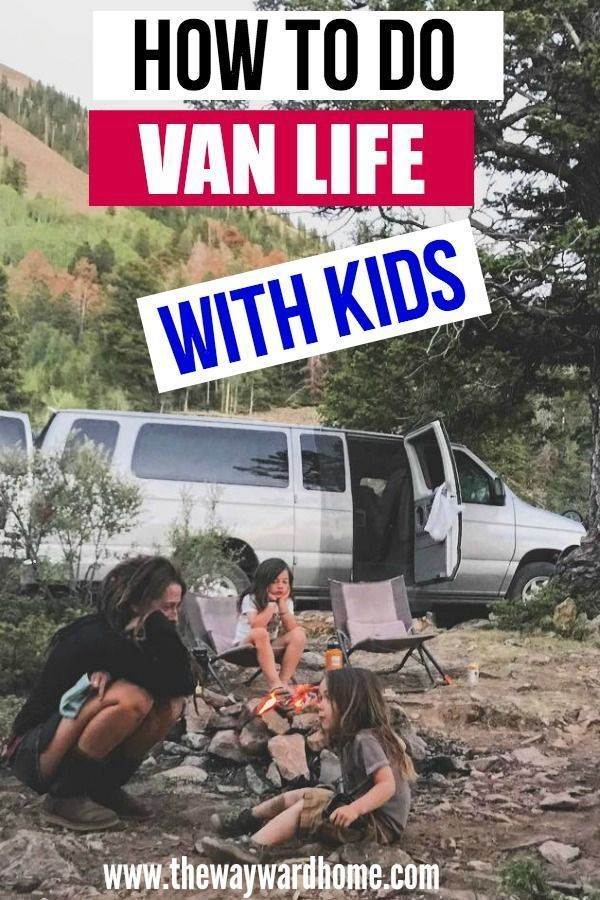 Photo of Want to try living in van with kids? This family does the van life with 5 childr…