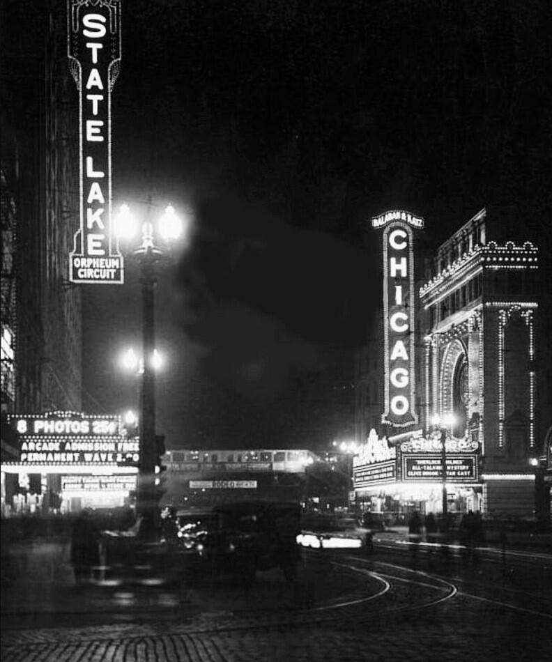 State Street, around 1930