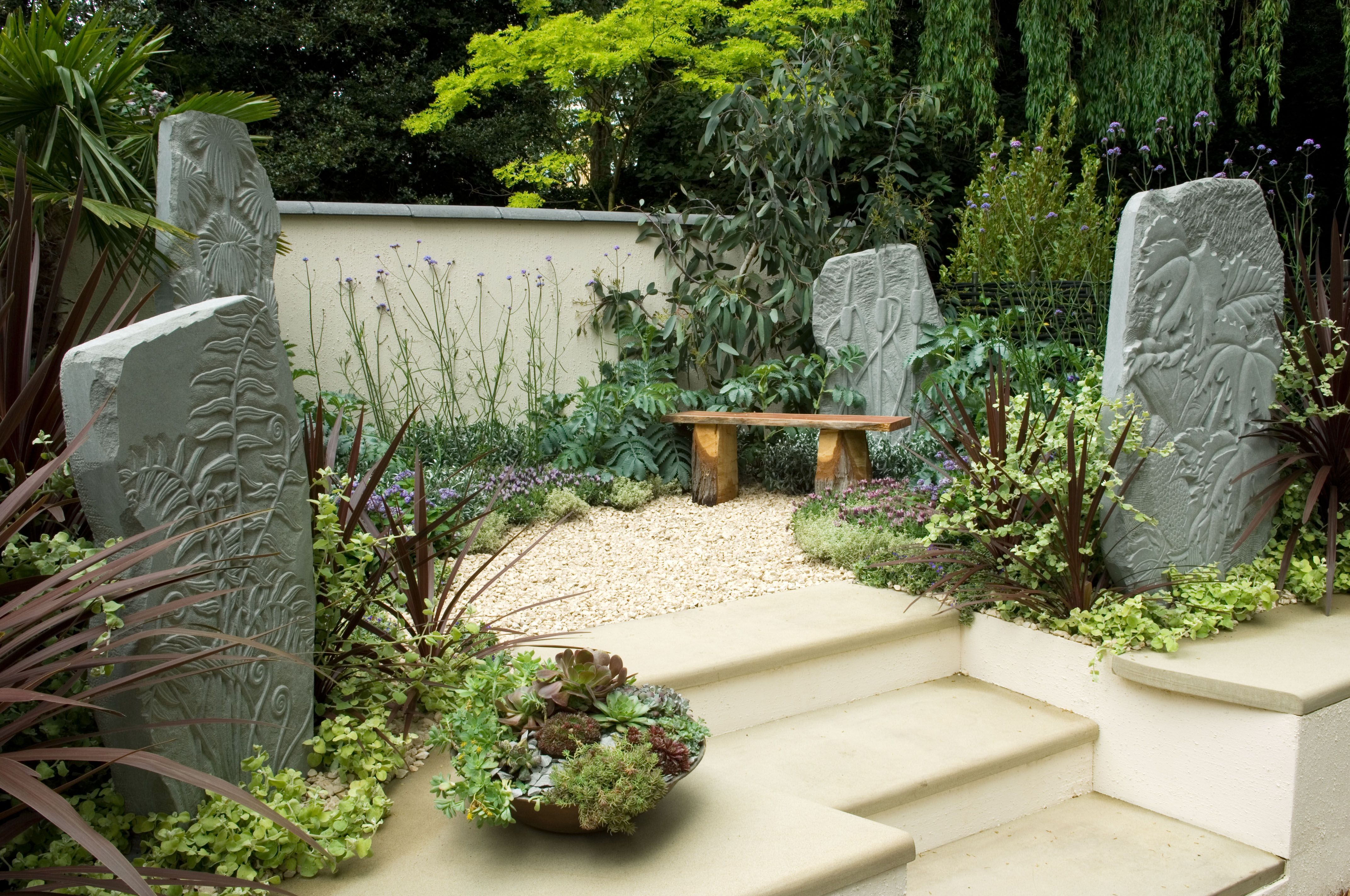 Pathways amp steppers sisson landscapes - Gardens