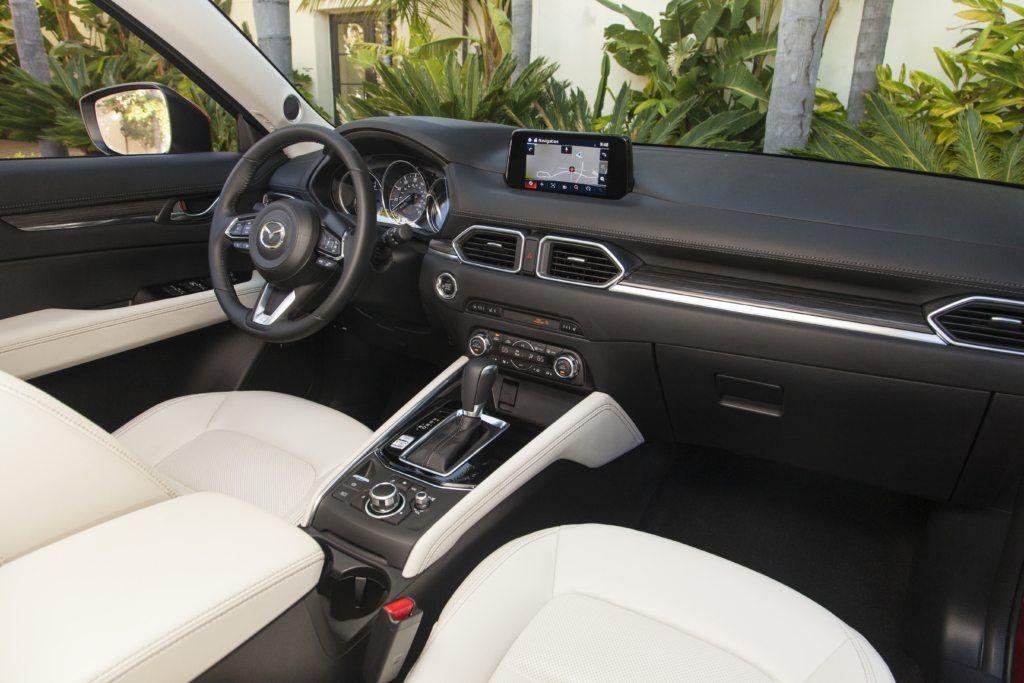 Mazda Touring Vs Grand Touring Mazda Best Gas Mileage Suv Mazda Cx5 Interior