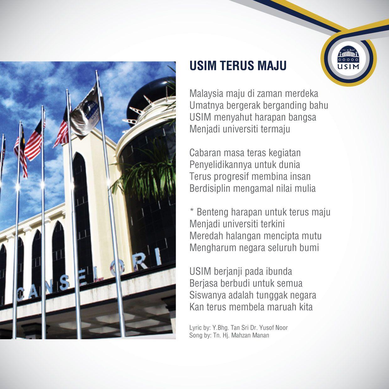 Official Song - USIM Terus Maju