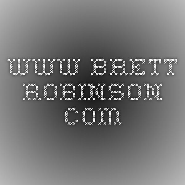 www.brett-robinson.com