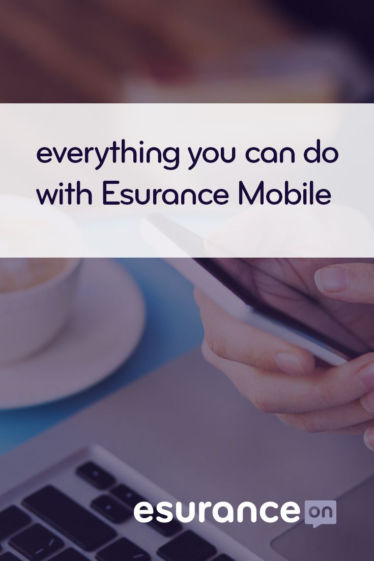see all you can do with esurance mobile like find cupcakes