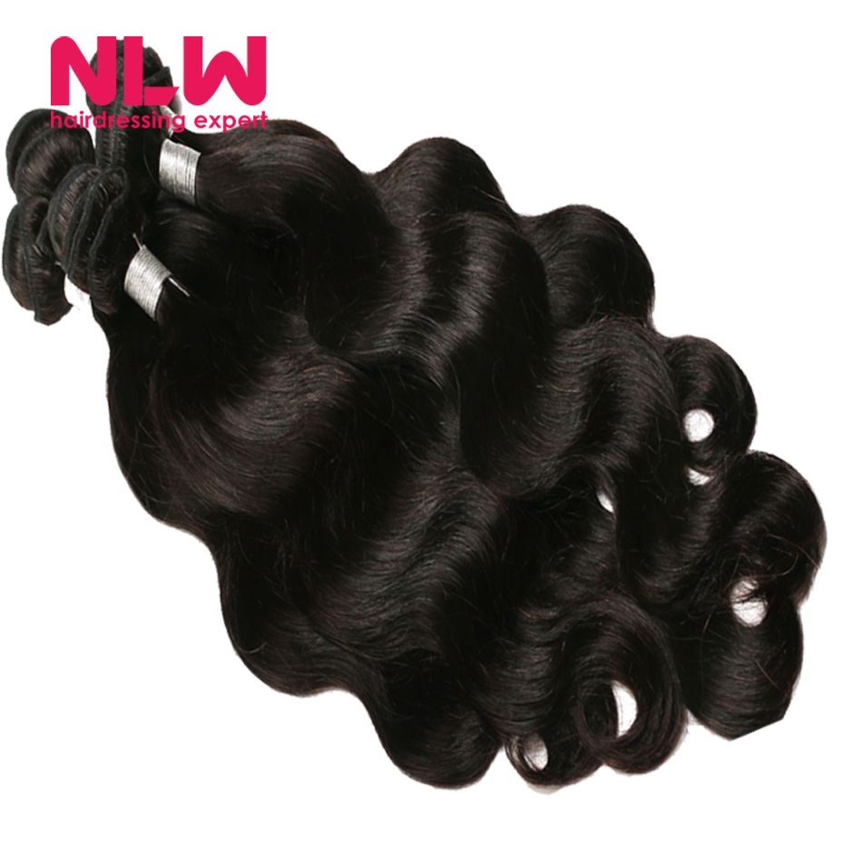 Buy 8A Peruvian Virgin Hair Body Wave 4 Bundles Lot Unprocessed Mix Length Hair Extension Bundles Peruvian Body Wave Weft free ship from Reliable hair shield suppliers on NLWHair Store