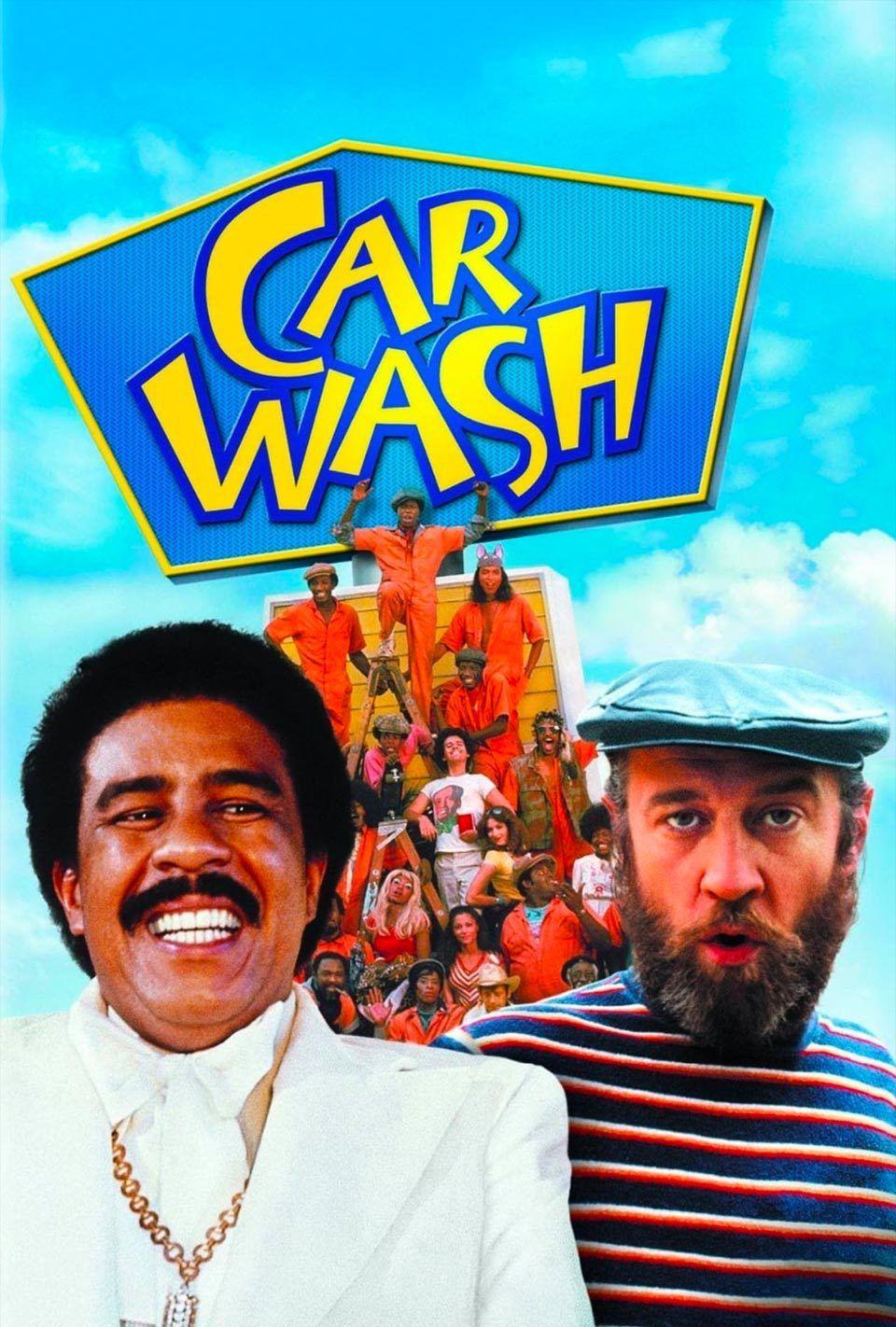 Car Wash (1976) Film, Classic black, Black arts movement
