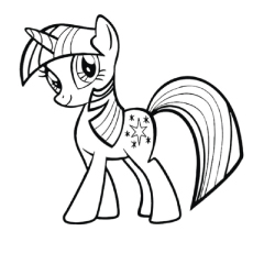 Top 55 'My Little Pony' Coloring Pages Your Toddler Will ...