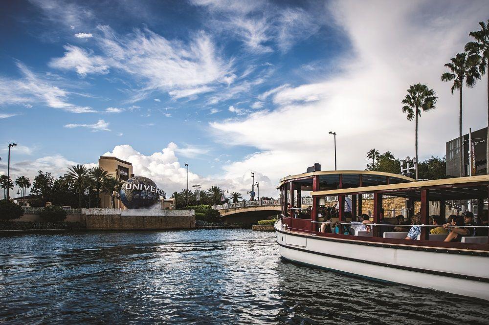 Universal Orlando Resort Transport