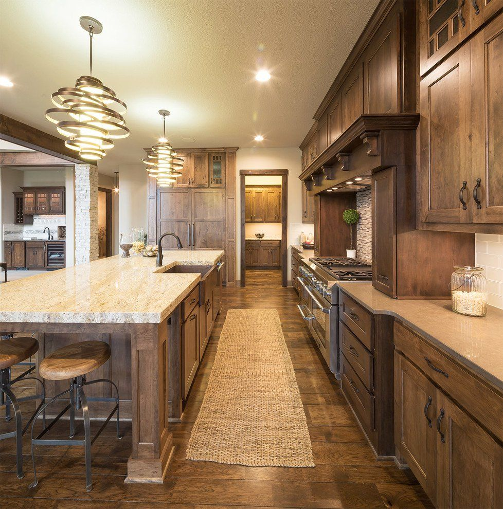 Cozy Rustic Kitchen 15 Warm & Cozy Rustic Kitchen Designs For Your Cabin  Rustic
