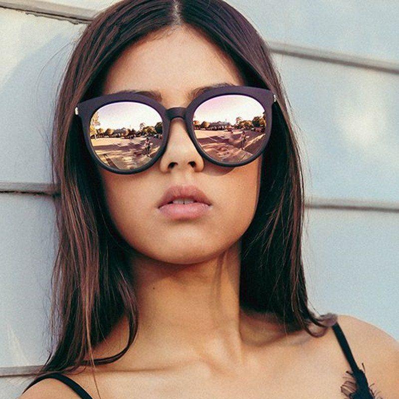 7e4c73d1a7 Desert Sun Rose Gold Mirror Sunglasses