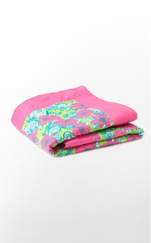 Lilly Bloomin Cacoonin Picnic Blanket