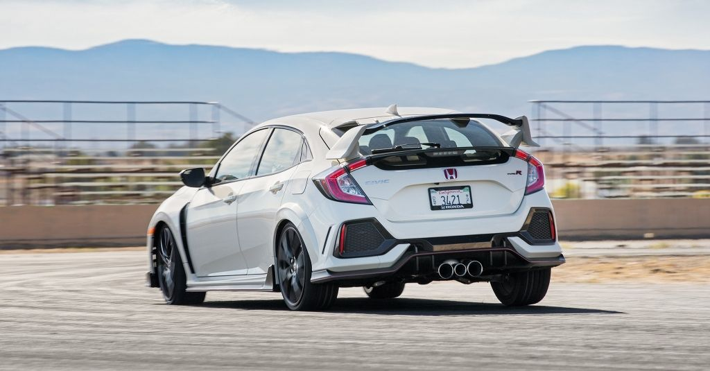 LongTerm Wrap Our Year with Honda's Civic Type R Was