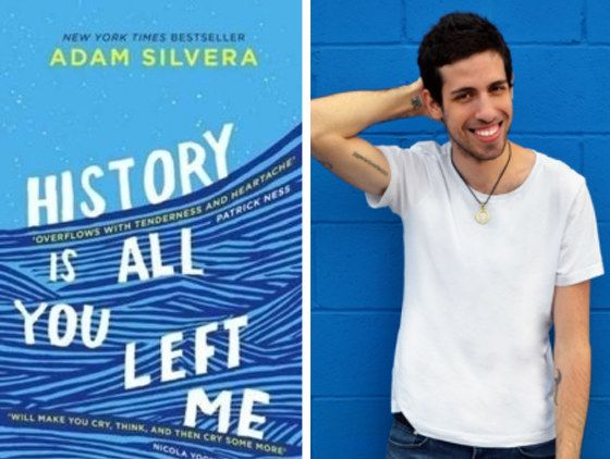 History Is All You Left Me With By Adam Silvera 31 Ya Books That