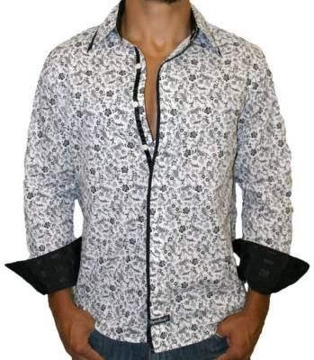 English Laundry I Luv These Shirts With The Sleeves And Collars Vintage Mens Fashion Mens Clothing Styles Fashion