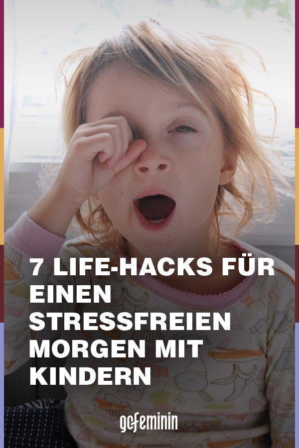 Photo of 7 Life-Hacks, um den Morgen mit Kindern stressfreier zu bewältigen