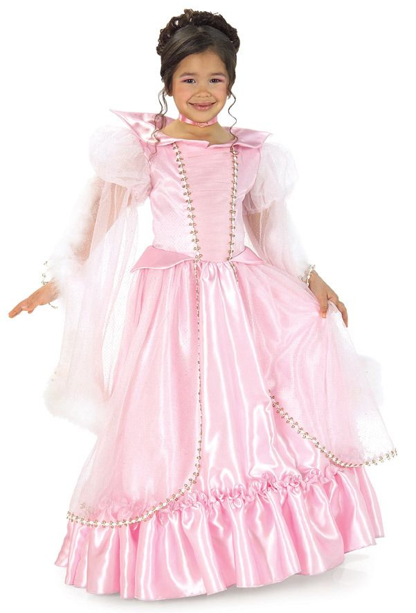 0aa31f31e551a girls princess fairytale costumes | ... Beauty Costume : Kids Size Medium :  Princess Fairytale Dress Costumes
