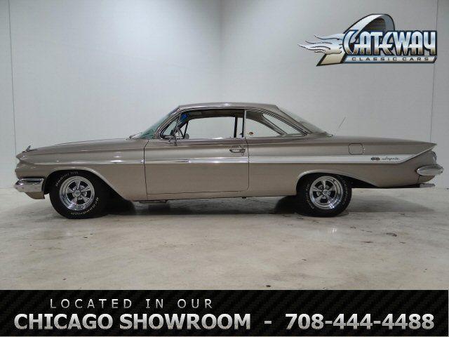 1961 Chevrolet Impala SS Clone for Sale - Gateway Classic