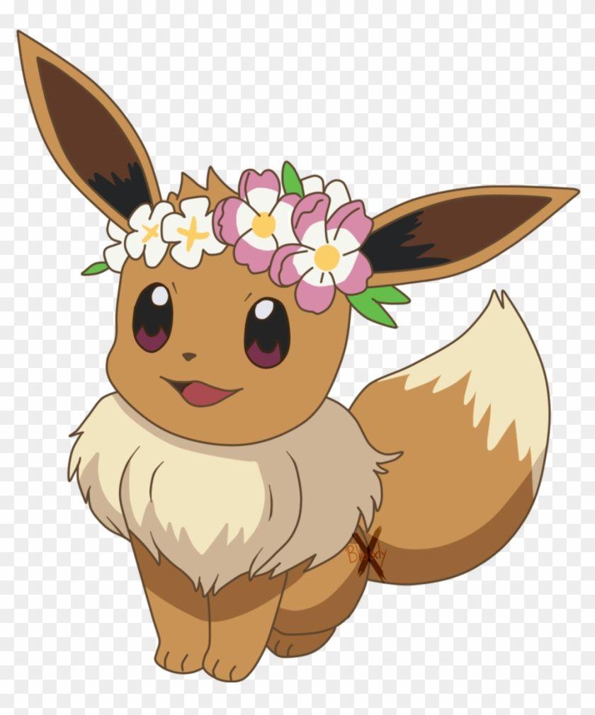 Eevee Flower