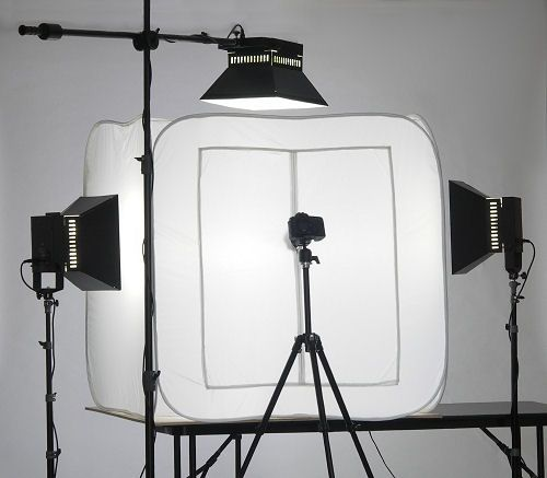 Photography · Professional Light Tent ... & Professional Light Tent - How To Shoot Great Product Photography ...