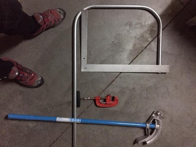 I Made A Roof Snow Removal Tool Handmade Crafts Howto Diy Snow Removal Removal Tool How To Make Snow