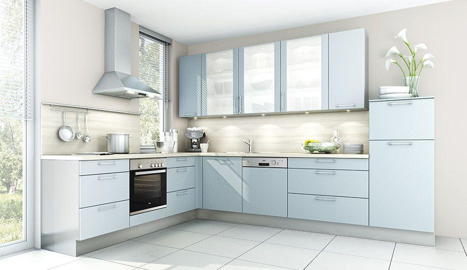 Klassische Kuche Hellblau Klassische Kuchen Pinterest Flooring