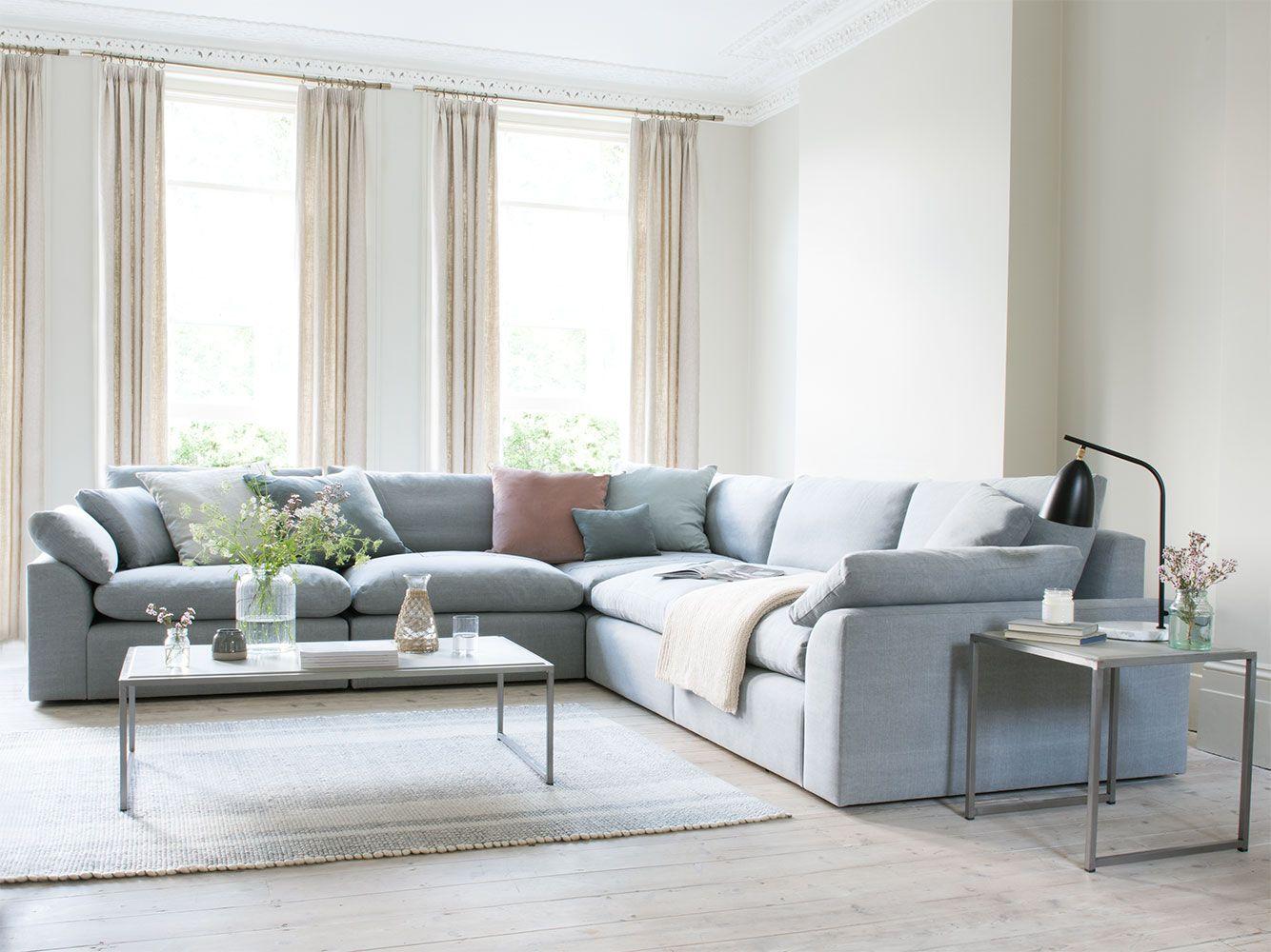 Cuddlemuffin Modular Corner Sofa Modular Corner Sofa Comfy Corner Sofa Living Room Sofa