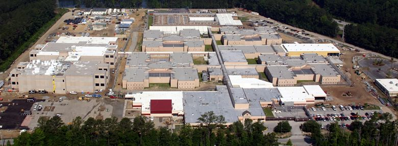 Chatham county sheriffs office detention center expansion