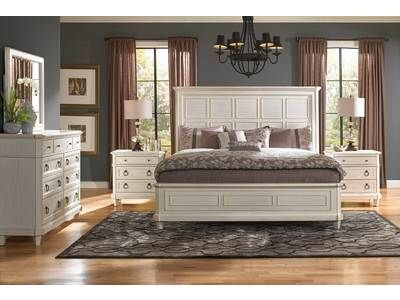 Love This Queen Bedroom Set Bed Frame Dresser And Mirror Less