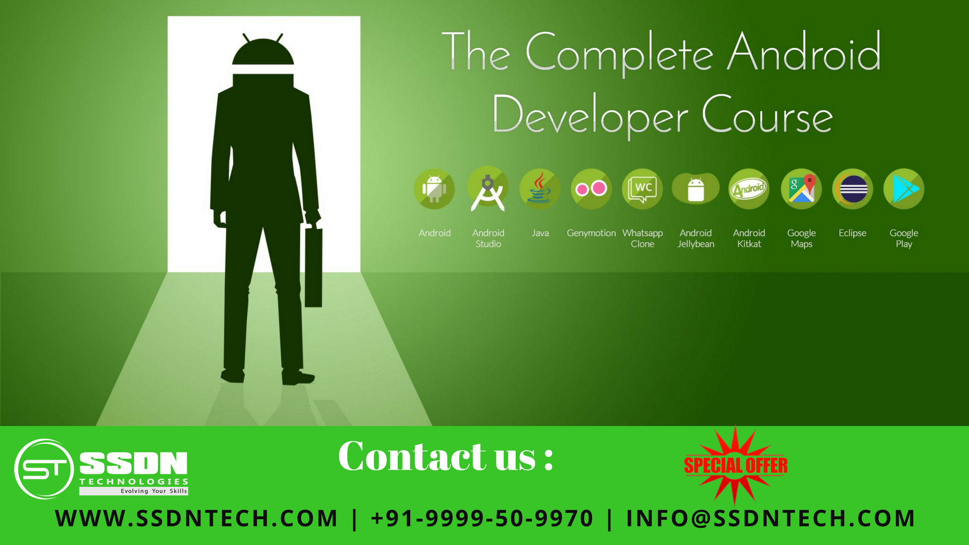 Ssdntech One Leading Class And Corporate Training Provider Company