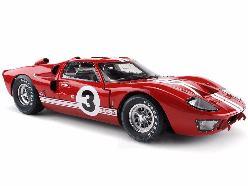 1966 ford gt 40 mkii scale opening doors hood and engine compartment rolling wheels w working steering w deailed undercarriage and chassis detail - 1966 Ford Gt40 Engine