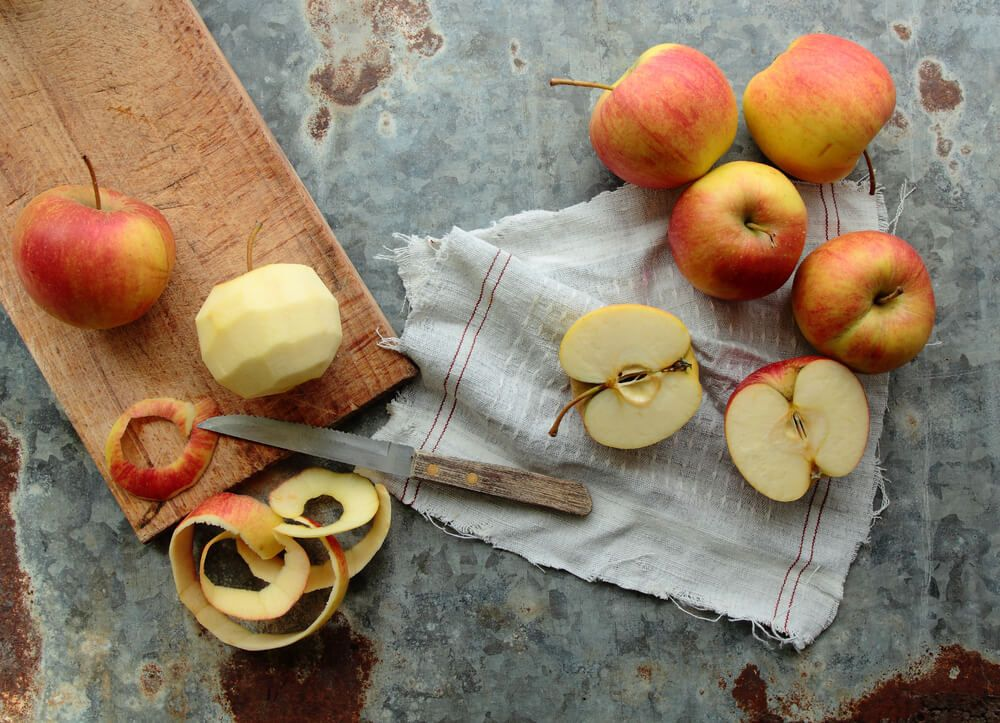 Apple Peels and Green Tomatoes Prevent Muscle Loss (With